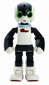 ロボット-RoBi